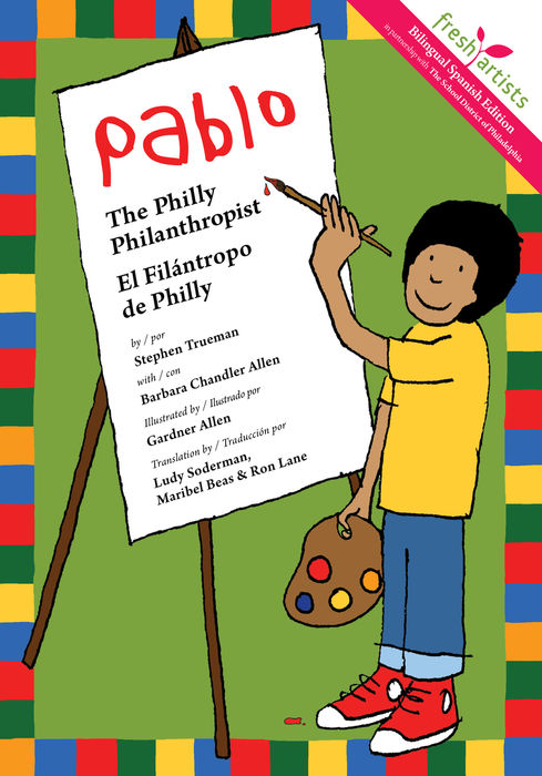 Pablo Front Cover